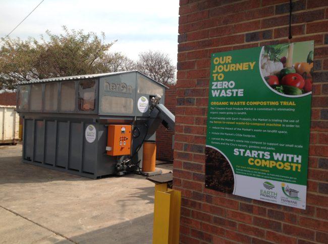 no food waste to landfill 2020 vision